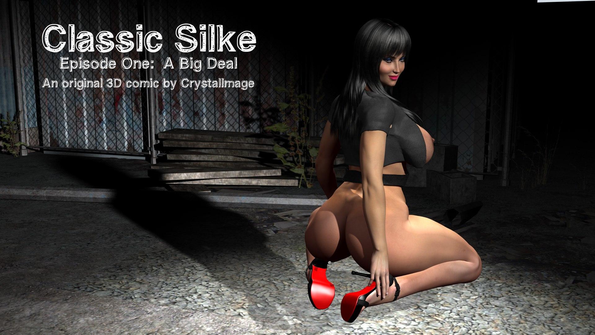 Classic Silke : A Big Deal- CrystalImage porn comics 8 muses