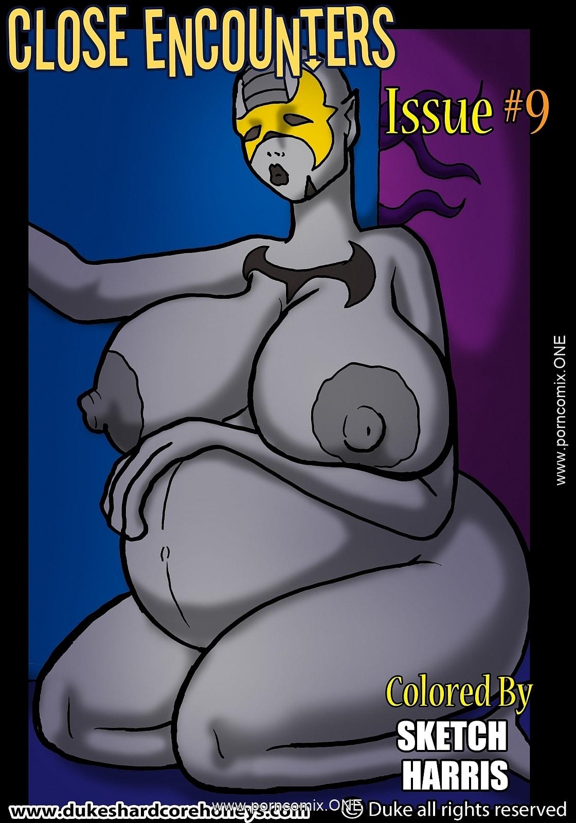 Close Encounters Scil Vol.9- Dukes Honey porn comics 8 muses