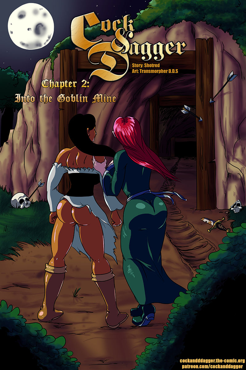 Cock and Dagger Ch. 2- Transmorpher DDS porn comics 8 muses