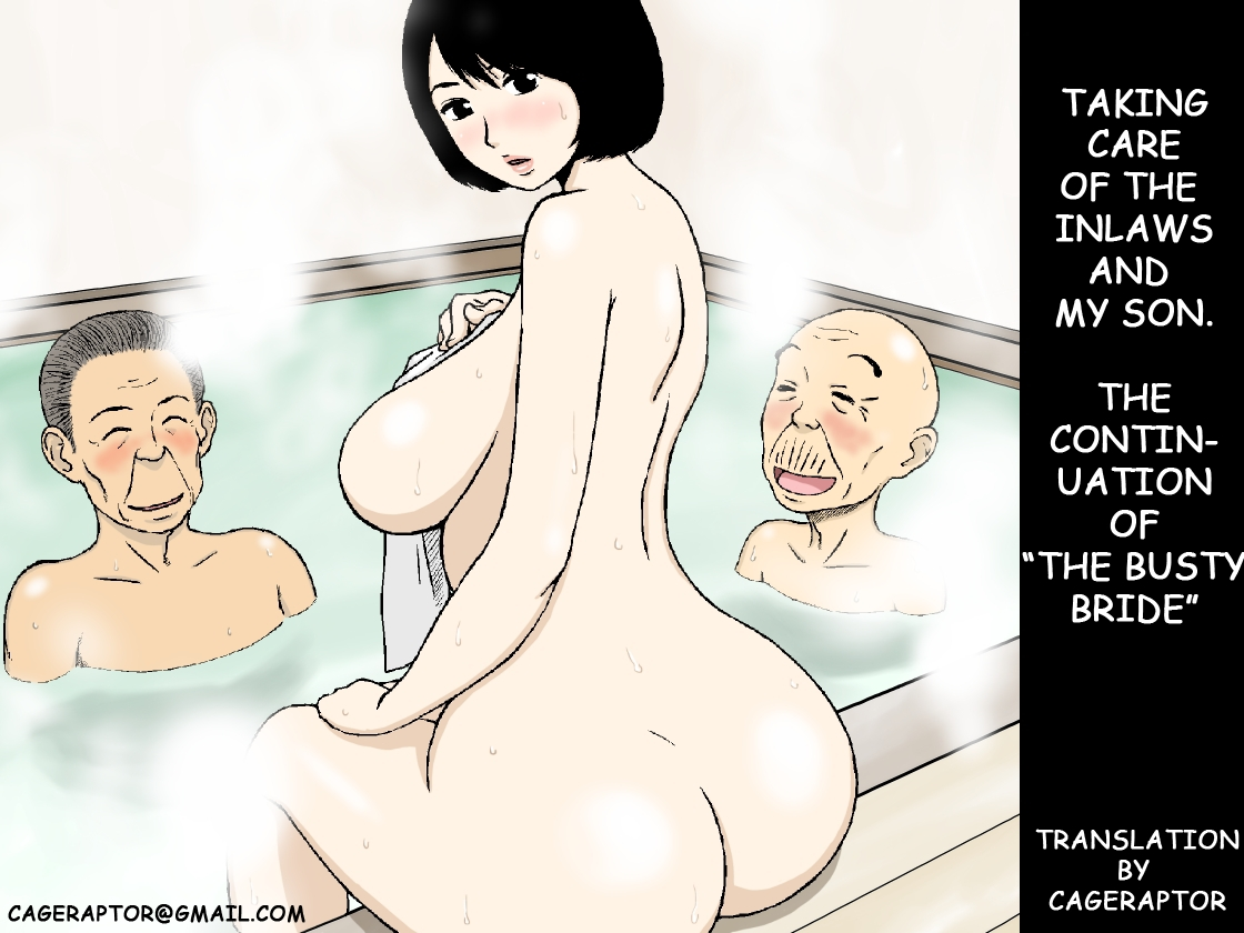 Continuation of Busty Bride- Wife porn comics 8 muses