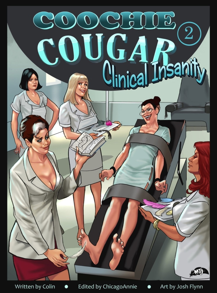 Coochie Cougar 2 – Clinical Insanity! porn comics 8 muses
