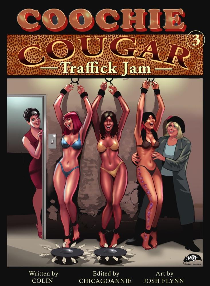 Coochie Cougar 3 porn comics 8 muses