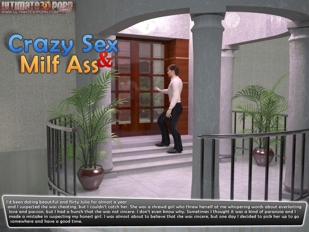 Crazy Sex and MILF Ass image 1