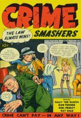 Crime Smashers! 2- The Wertham Files porn comics 8 muses