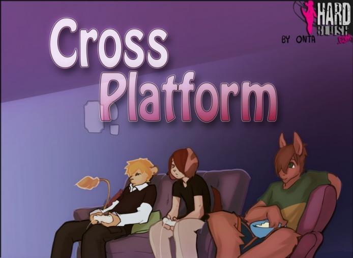 Cross Platform- Hardblush porn comics 8 muses