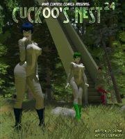 Cuckoos Nest 24- Mind Control porn comics 8 muses
