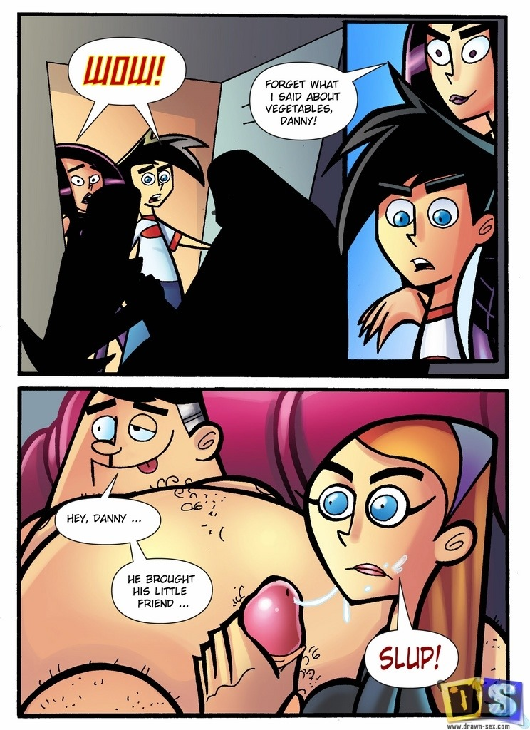 Danny Phantom – Sex + 1 image 1