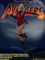 Dark Avengers- Pervs and Psychopaths porn comics 8 muses