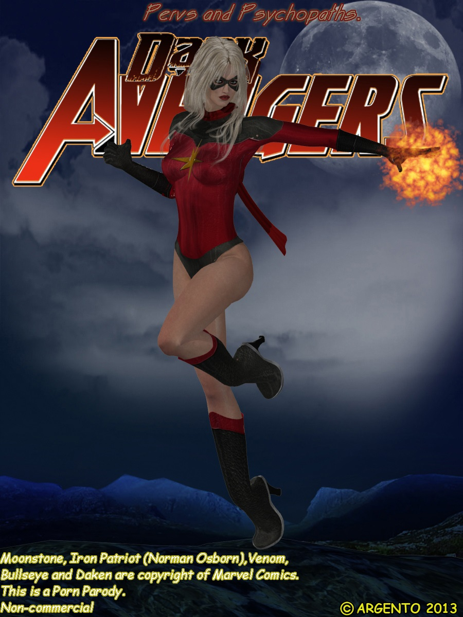 Dark Avengers- Pervs and Psychopaths image 1