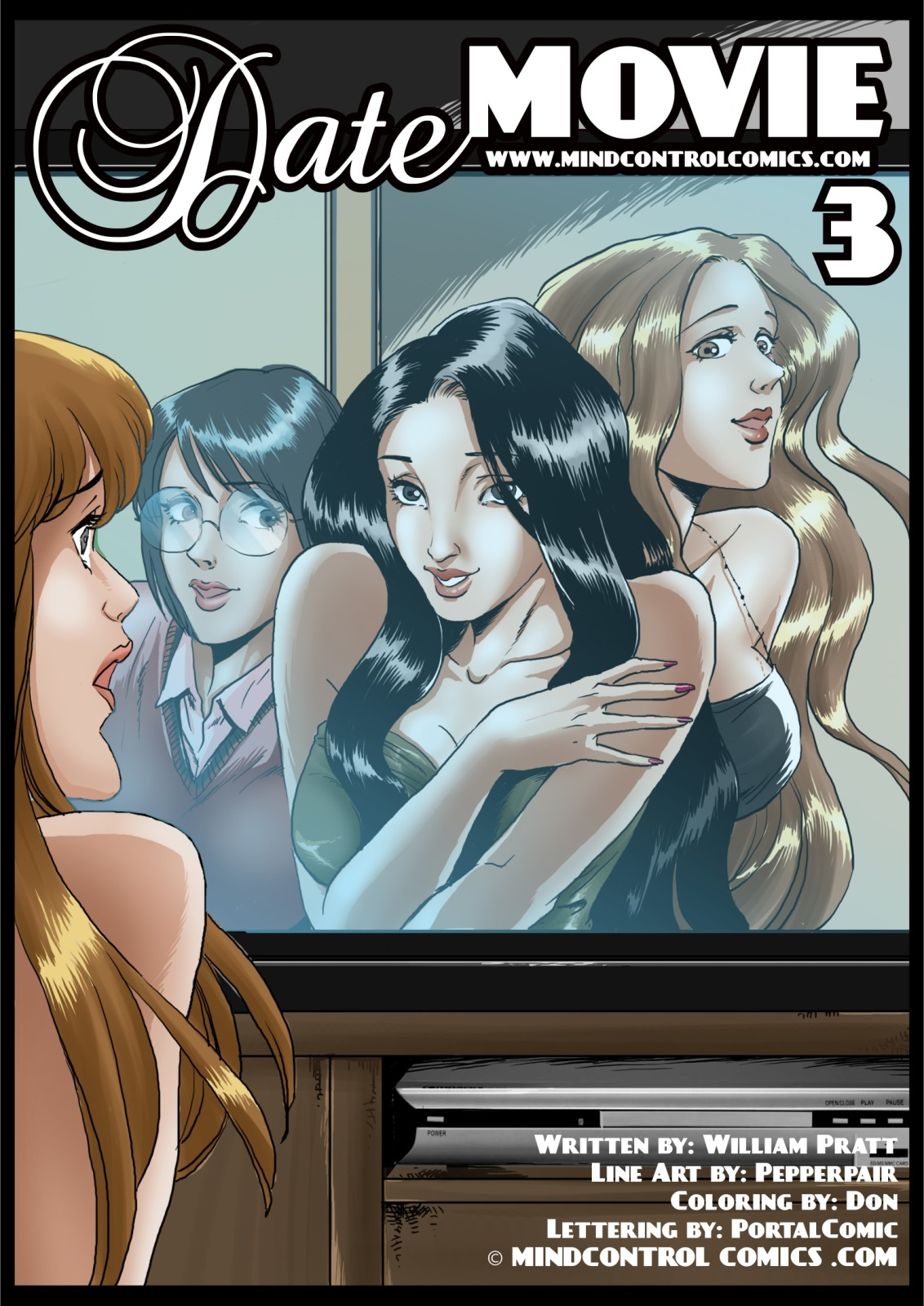 Date Movie 03- Mind Control porn comics 8 muses