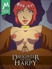 Daughter of the Harpy- Mukat porn comics 8 muses