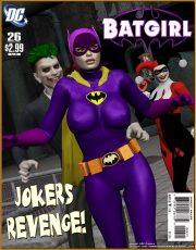 DBC – Batgirl – Joker's Revenge porn comics 8 muses