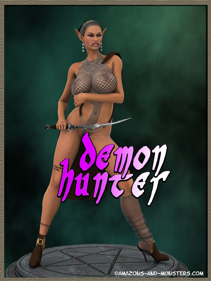 Demon Hunter- [Amazons – Monsters] porn comics 8 muses