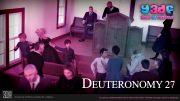 Deuteronomy 27- Y3DF porn comics 8 muses