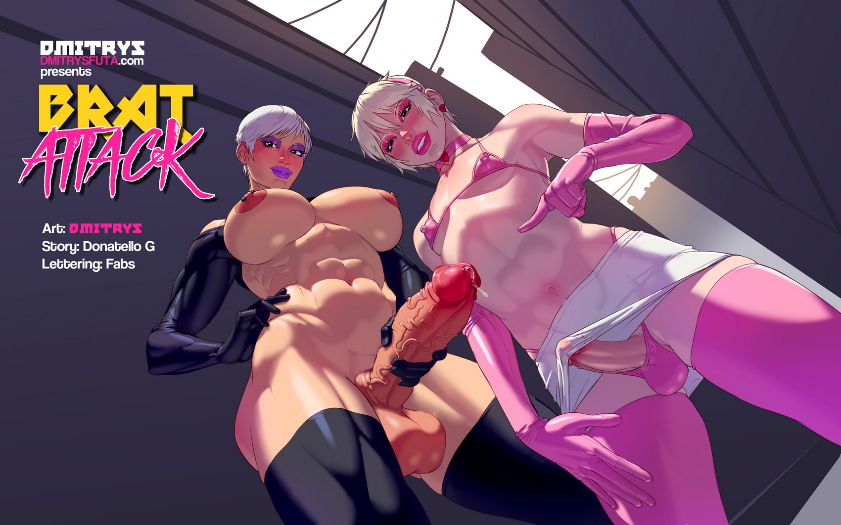 Dmitrys- Brat Attack porn comics 8 muses
