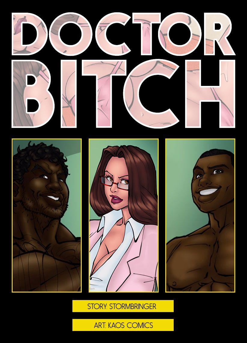 Doctor Bitch 1 & 2 Full Page Version porn comics 8 muses