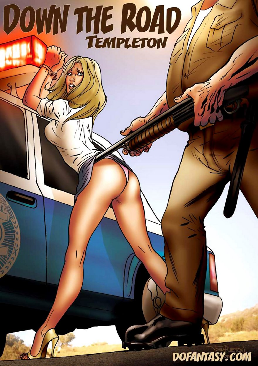 Down the Road- Fansadox Collection 89 porn comics 8 muses