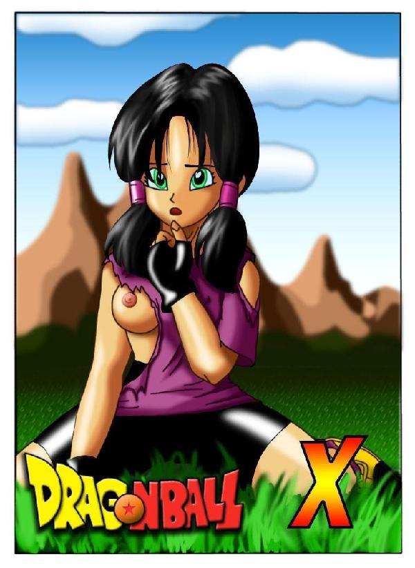 Dragon ball Z XXX- Hentai image 1