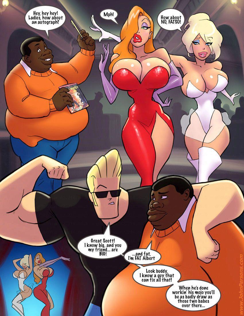 John Persons- Big Al big porn comics 8 muses
