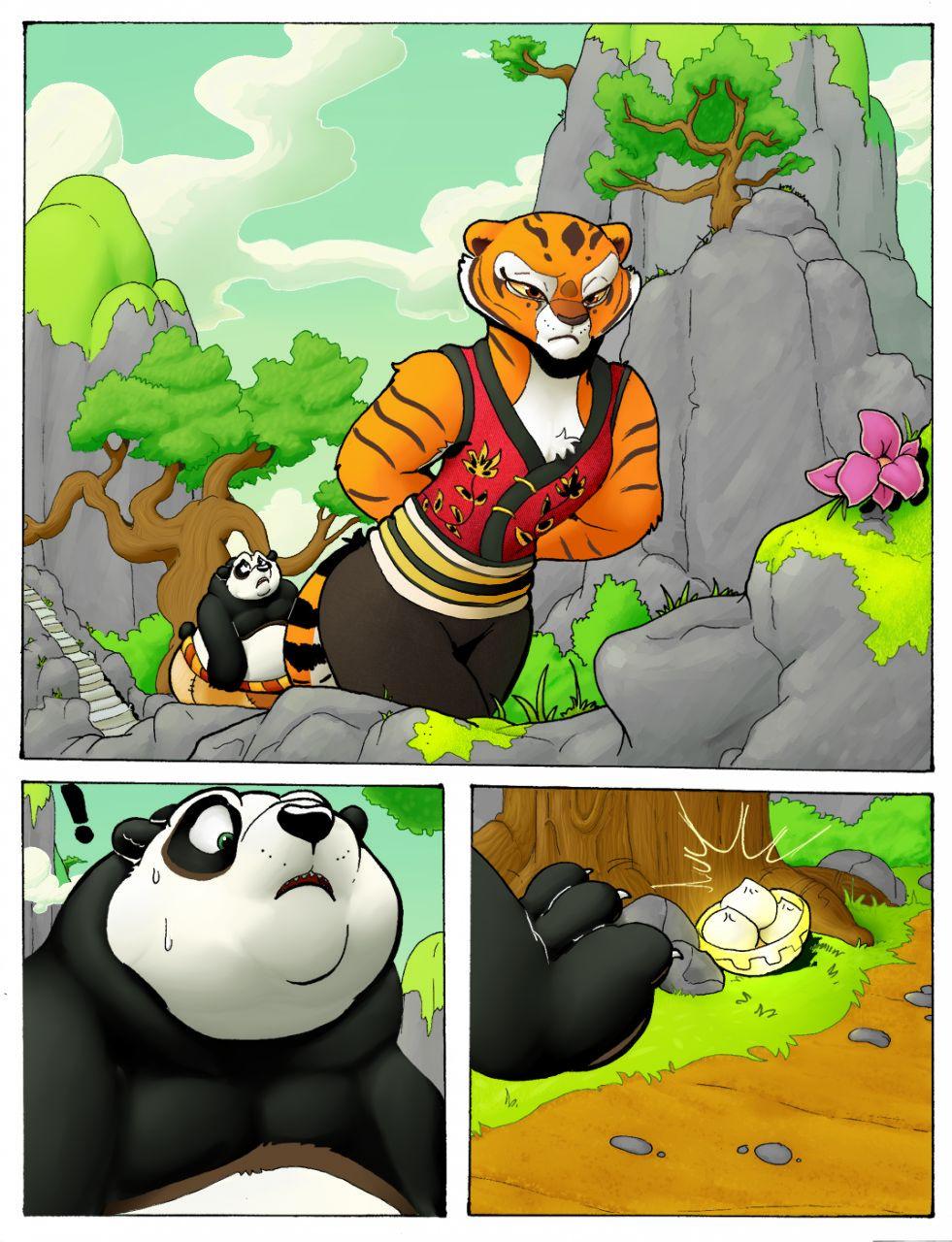 Kung Fu Panda Porn Pics