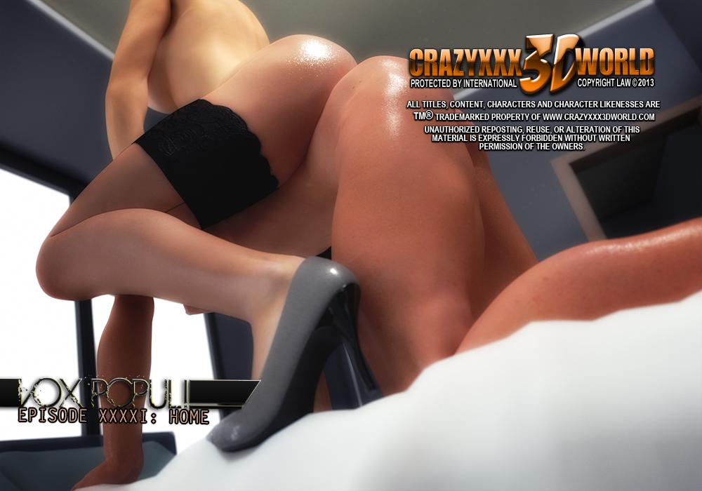 Vox Populi – Episode 41- Home porn comics 8 muses