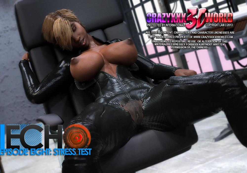Echo Episode 8- Stress Test porn comics 8 muses
