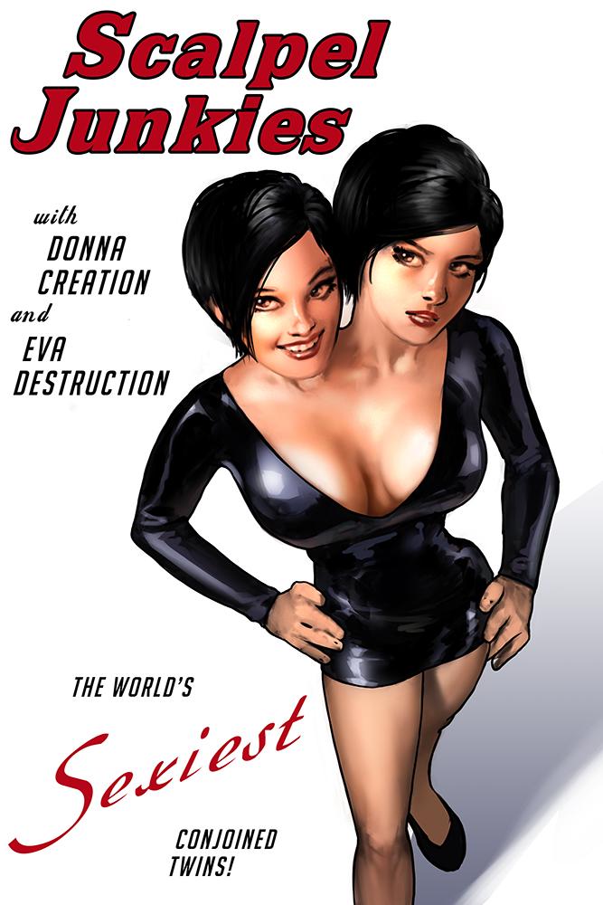 Edelweiss- Scalpel Junkies porn comics 8 muses