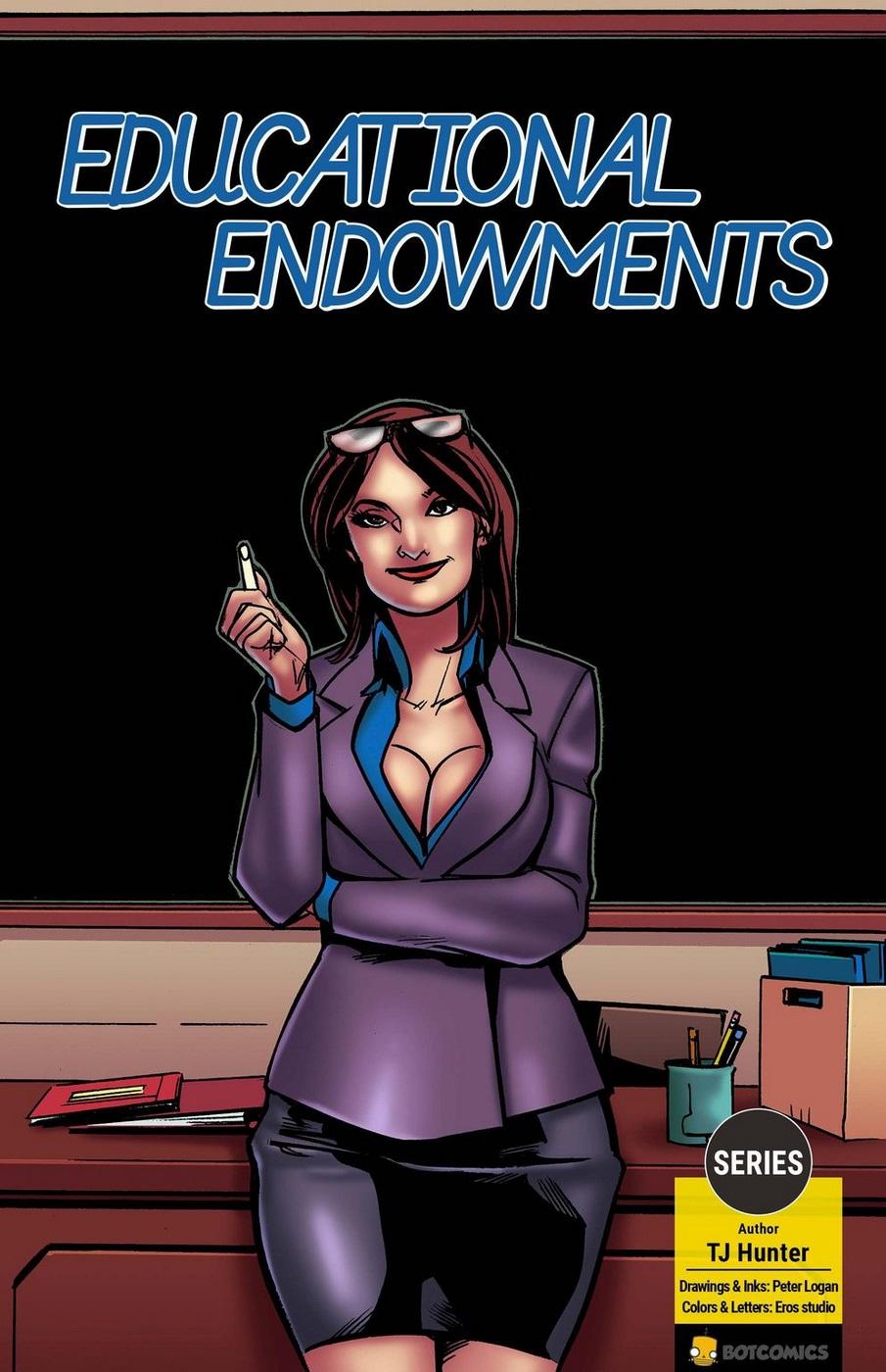 Educational Endowments- Botcomics porn comics 8 muses