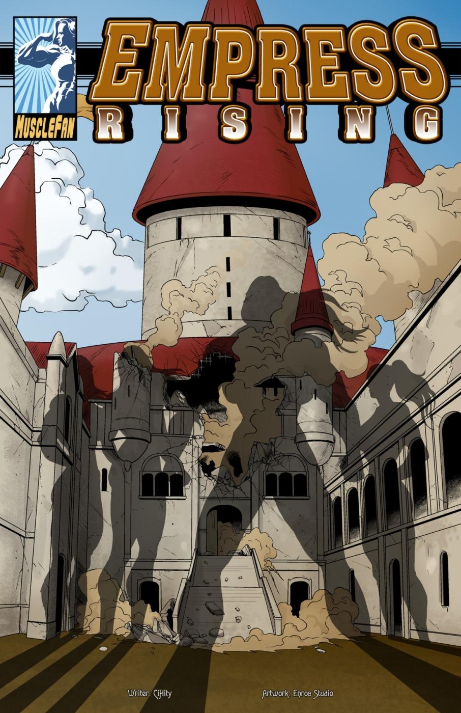 Empress Rising 01- Musclefan porn comics 8 muses