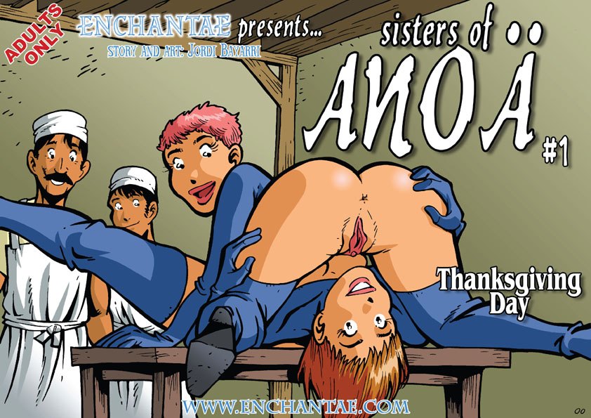 Enchantae- Sisters of anoa 1-2 porn comics 8 muses
