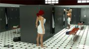 Erin & Vikki 1 – Hard Lesson – 3DZen porn comics 8 muses
