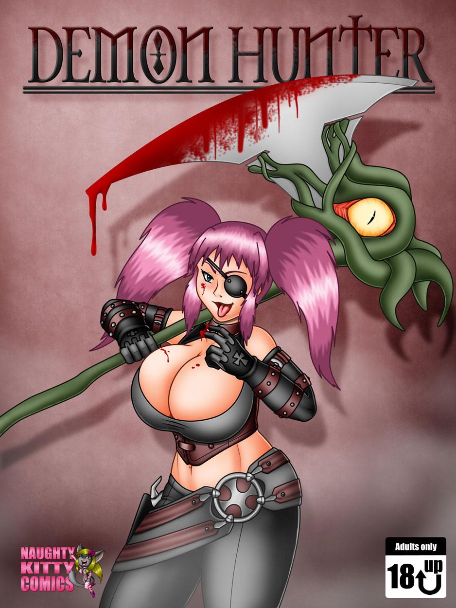 Evil-Rick – Demon Hunter porn comics 8 muses