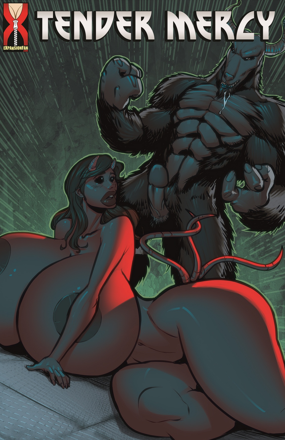 ExpansionFan- Tender Mercy 2 porn comics 8 muses