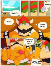 Family Bonding- Super Mario Brothers porn comics 8 muses