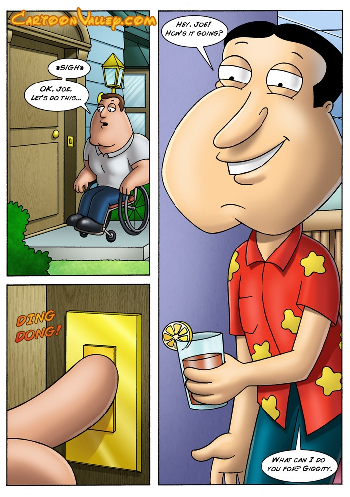 Family Guy- Bonnie And Quagmire porn comics 8 muses