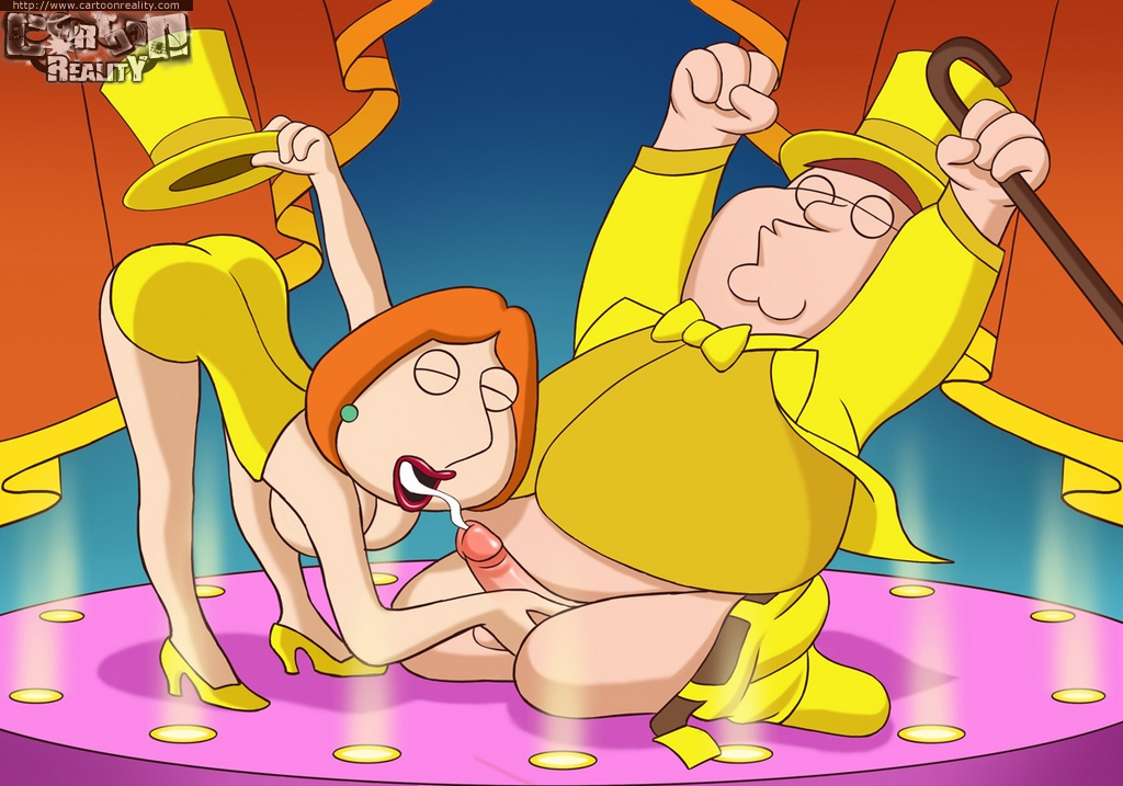 Family Guy Griffins- Cartoon Reality porn comics 8 muses