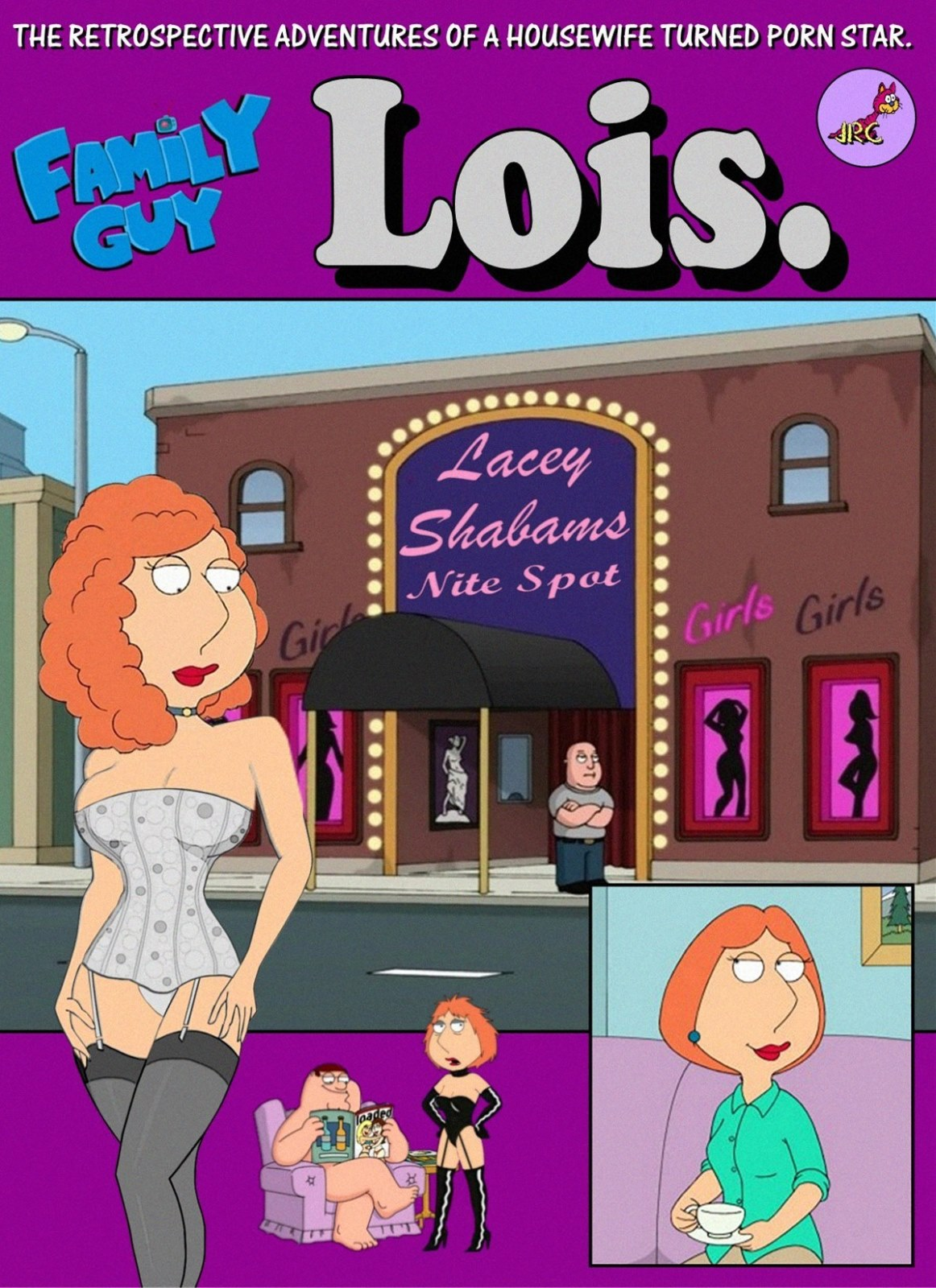 Family Guy- Retrospective Adventures Of A Housewife porn comics 8 muses