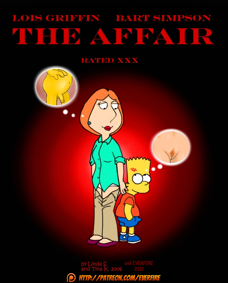 Family Guy- The Affair Rated XXX porn comics 8 muses