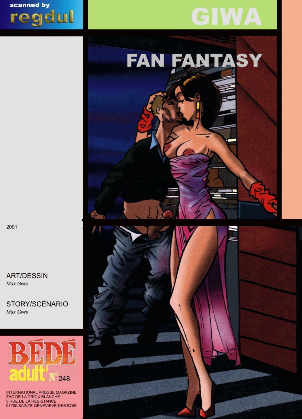 Fan Fantasy- Max Giwa porn comics 8 muses