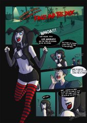 Fangs and the Dick- Hotel Transylvania porn comics 8 muses