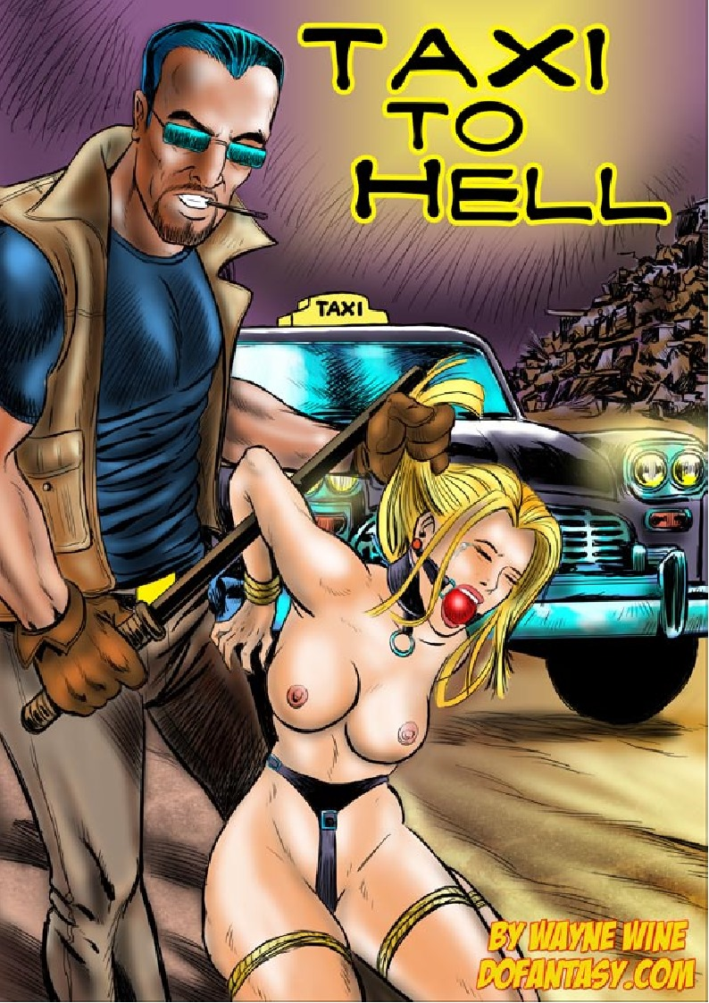 Fansadox Collection 55 – Taxi to Hell porn comics 8 muses