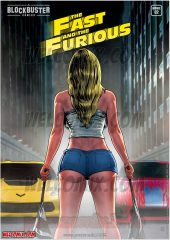 Fast and the Furious- Blockbuster porn comics 8 muses