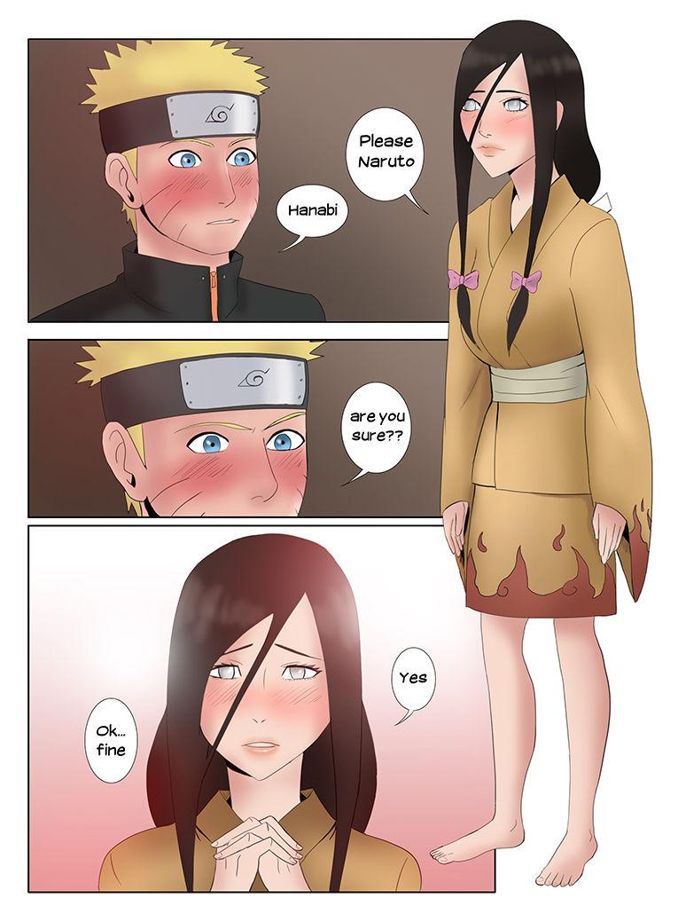 Felsala- Hanabi Hyuga (Naruto) porn comics 8 muses