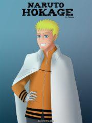 (Felsala) Naruto Hokage [English] porn comics 8 muses