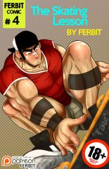 Ferbit 4 – The Skating Lesson porn comics 8 muses