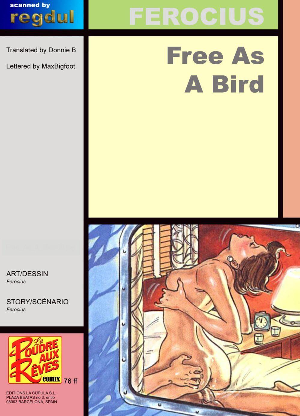 Free As A Bird- Ferocius image 1