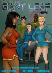 Giant Leap 01 porn comics 8 muses
