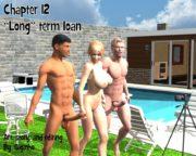 Giginho Ch.12- Long term loan porn comics 8 muses