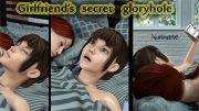 Girlfriend's Secret Gloryhole- Nonsane porn comics 8 muses