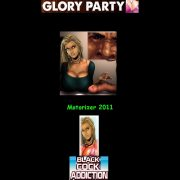 Glory Party- Black Cock Addiction porn comics 8 muses